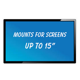 For Screens Up To 15""