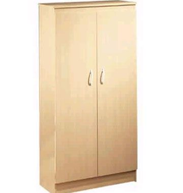 Nexera Wall Street Series 5-Shelf Storage Cabinet (Natural Maple) 563