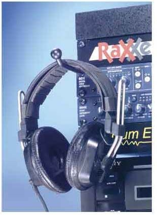 Raxxess Headphone Hangers HH