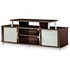 SouthShore City Life Collection Entertainment Center (Chocolate) 4219601