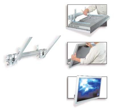 Vantage Point CinemaGear Universal Flat-Panel One Mount for up to 50 inch Screens CGUFP01