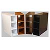 Venture Horizon Project Center 3 Bin Storage Cabinet (Various Finishes) 1145