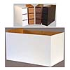 Venture Horizon Project Center Drawers-Set of 3 (Various Finishes) 1147