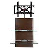 Z-Line Designs Alta Wall Furniture System with Integrated Flat Panel TV Mount (Espresso) ZL920-22WMxiiiU
