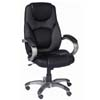 View a larger image of the Z-Line Designs Mobile Padded Black Executive Desk Chair (Black) ZL5001-01ECU.