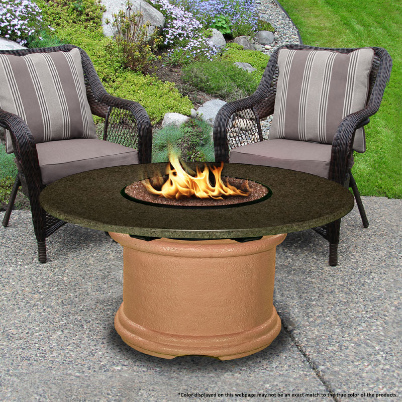 del mar chat Del mar chat fire pit - get the dramatic look of fire and ice with the del mar chat fire pit this sleek and streamlined fireplace features a sage green cast resin base topped by wrought aluminum.