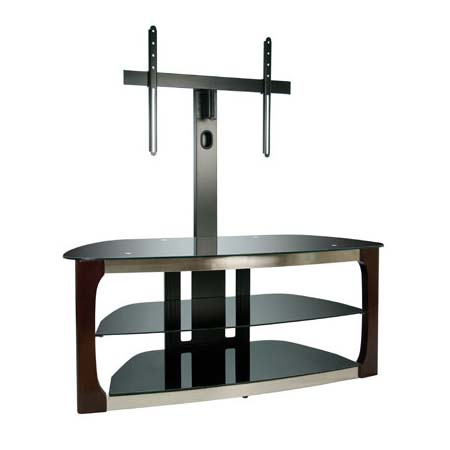 View A Larger Image Of The Bello Triple Play Series 60 Inch TV Stand With Swivel
