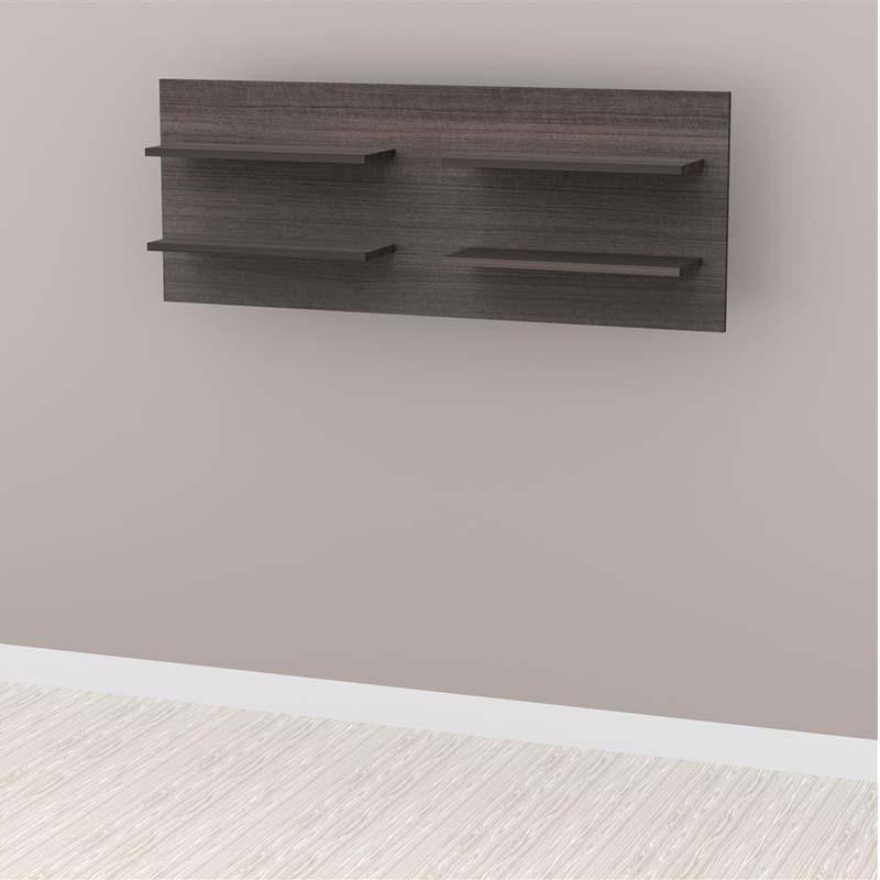 nexera allure collection decorative floating wall shelves. Black Bedroom Furniture Sets. Home Design Ideas