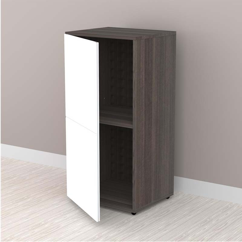 Nexera Allure Collection 36 in. Storage Cabinet with One Door ...