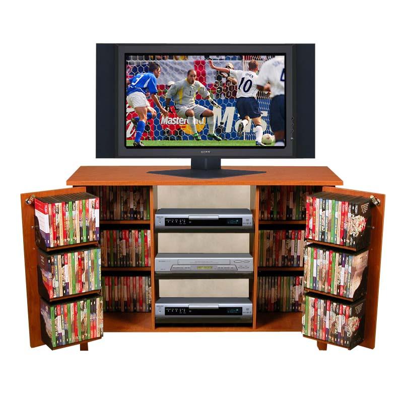 Venture Horizon Deluxe 42 TV Stand With Media Storage