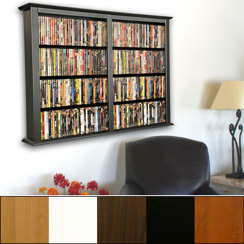 ... Wall – Mounted Media Cabi For Every Skillful Home Engineer. on wall