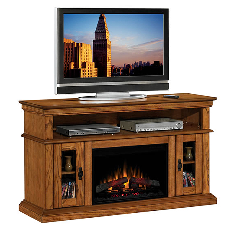 Classic Flame Brookfield Collection 60 Wide Media Mantel