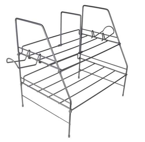 atlantic game depot series wire gaming rack for game