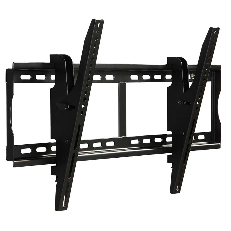 Atlantic large tilting 37 to 70 tv wall mount black 63607069 for Tv wall mount tilt down