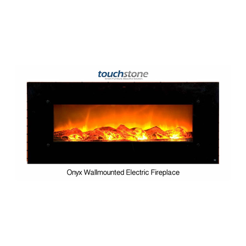Touchstone yx 50 inch Electric Wall Mounted Fireplace