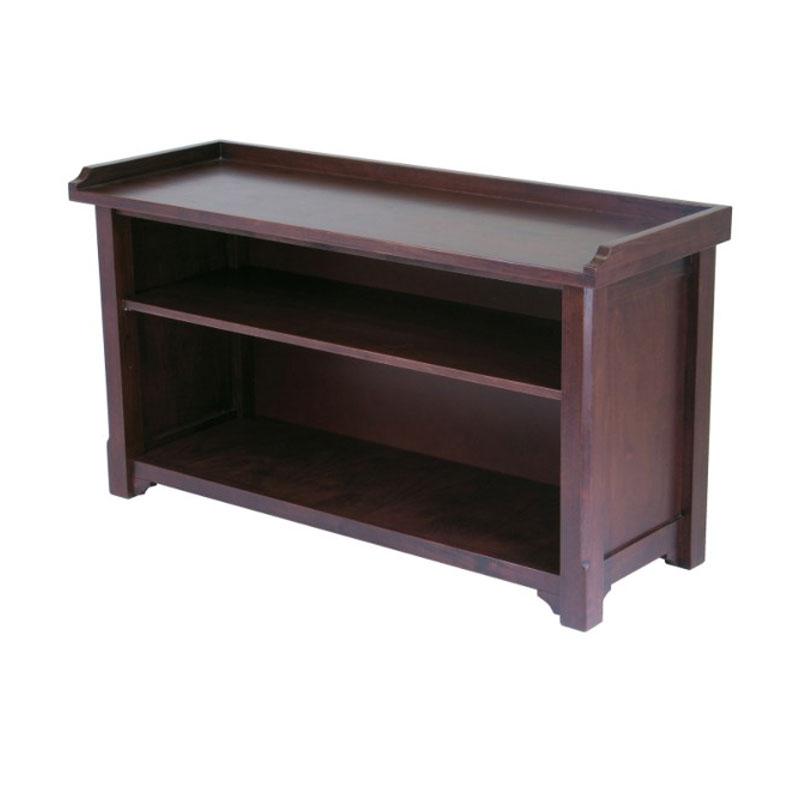 Winsome Wood Milan Storage Bench 94640