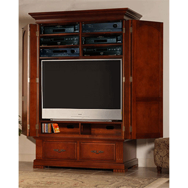 Object moved for Entertainment armoire