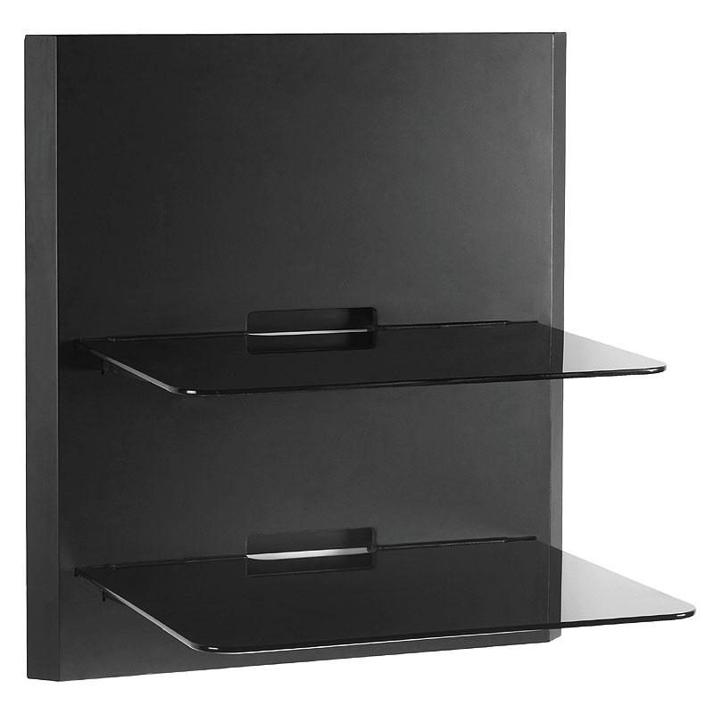 Omnimount Blade Series Dual Shelf Component Wall Mount