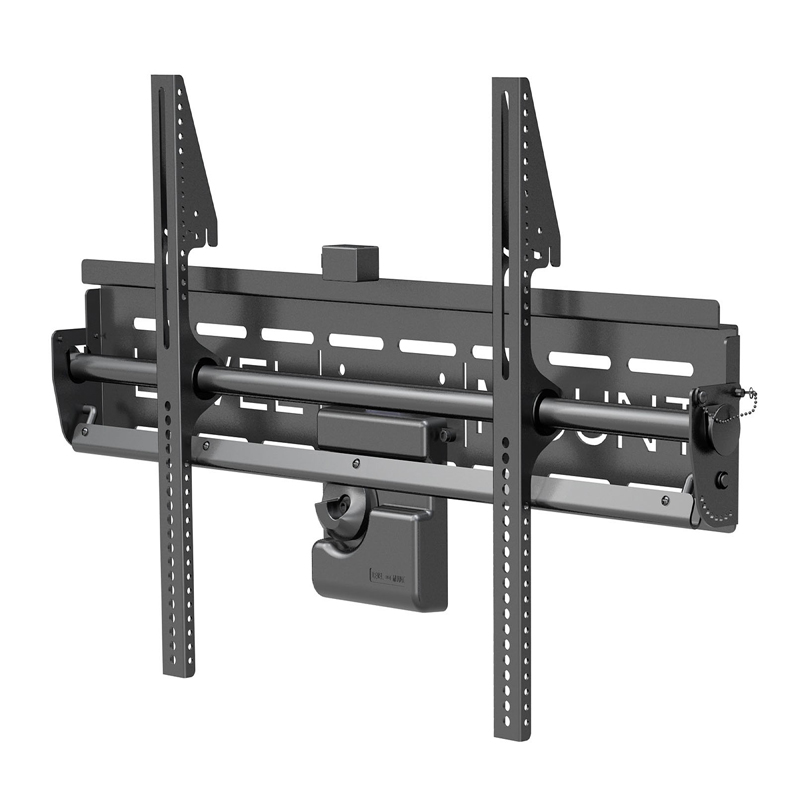level mount power tilt wall mount for 37 85 inch screens