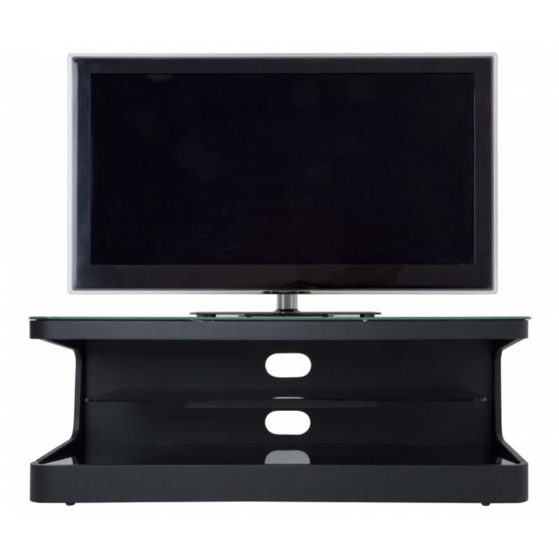 Avf Winchester 55 In Tv Stand Satin Black Fs1100winsb A