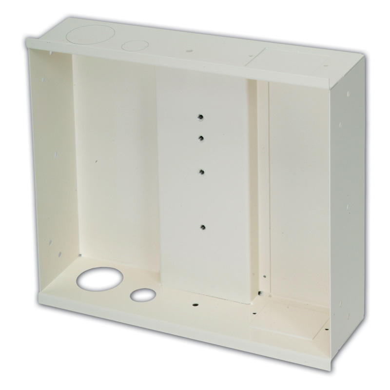 premier mounts recessed wall box for am50 mounts inw am200. Black Bedroom Furniture Sets. Home Design Ideas