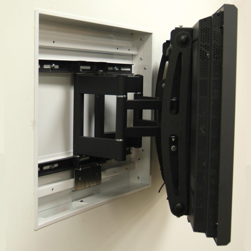 Premier Mounts Recessed Wall Mount For AM175 Amp AM300