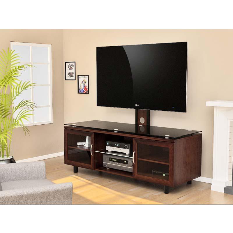 Z Line Designs Merako 3 In 1 TV Stand With Mount Espresso