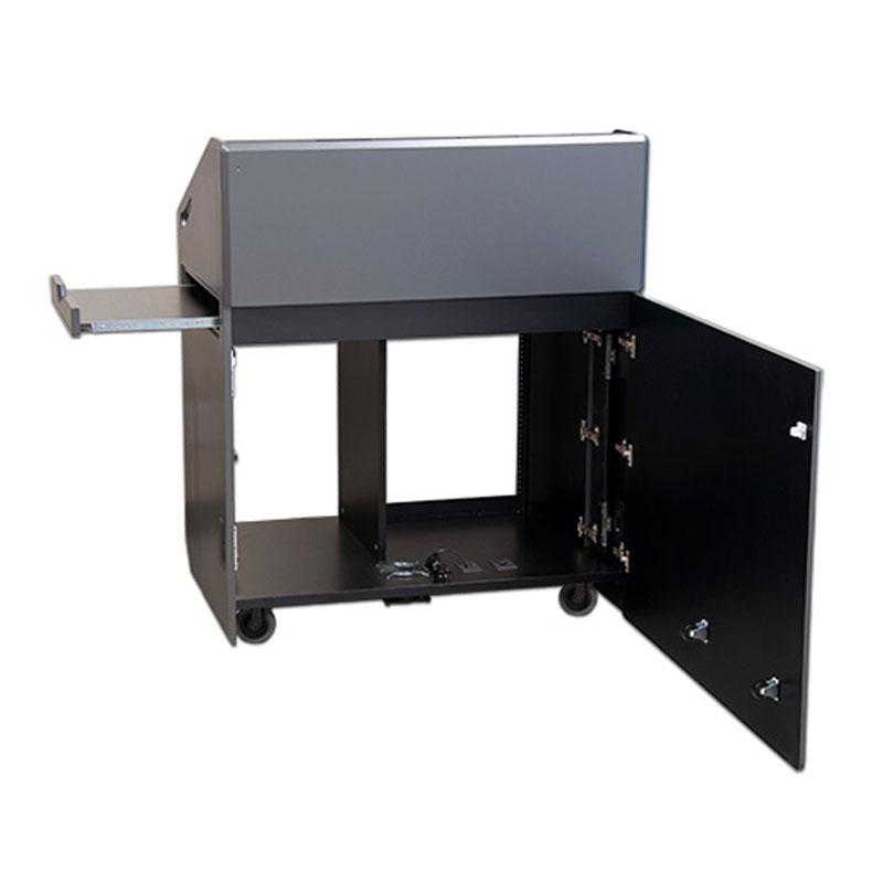 avf furniture. Audio Visual Furniture VFI High Tech Multimedia Podium Various Finishes PDX20 Avf