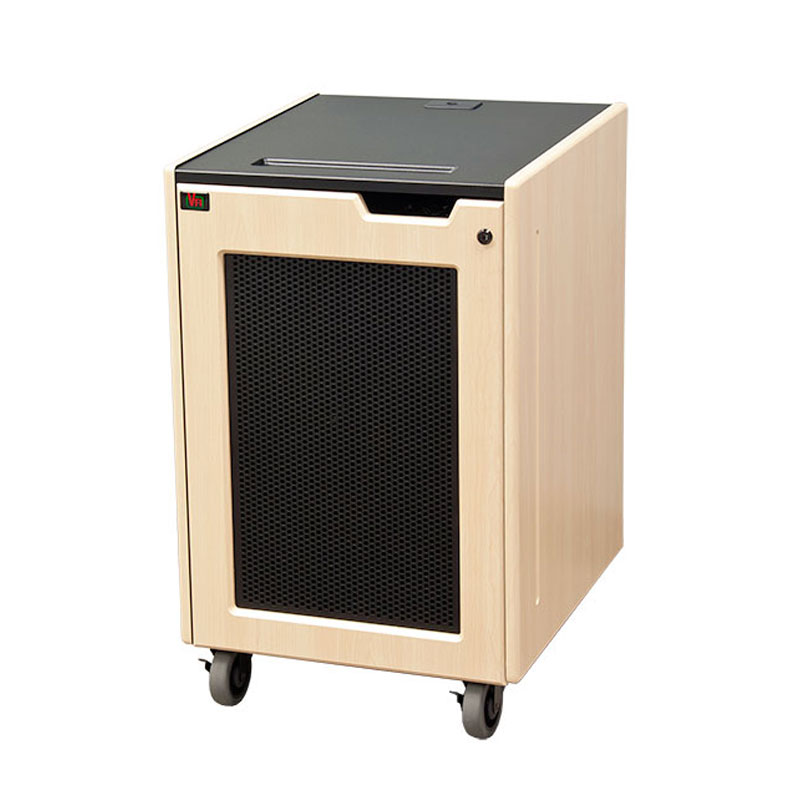 Audio visual furniture perforated executive series 16ru - Mobel reck ...