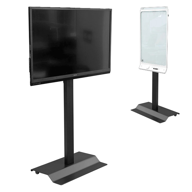 Exhibition Stand Visuals : Audio visual furniture mobile display stand for smart