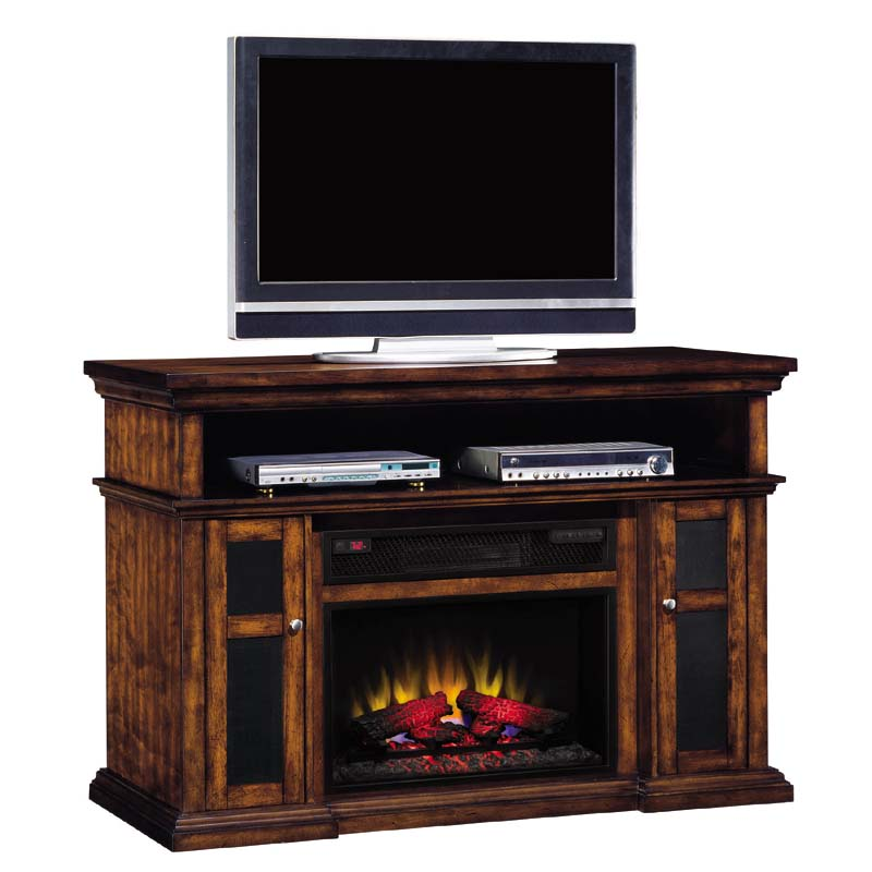 classic flame infrared sterling 56 inch tv stand with