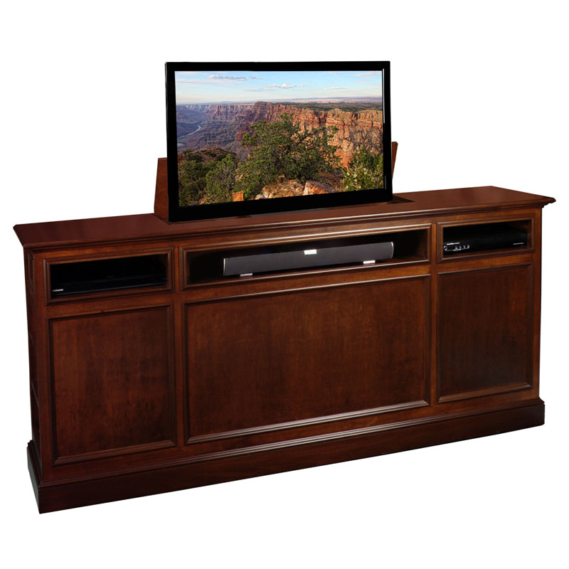 tv lift cabinet suite series lift for 32 to 42 inch. Black Bedroom Furniture Sets. Home Design Ideas