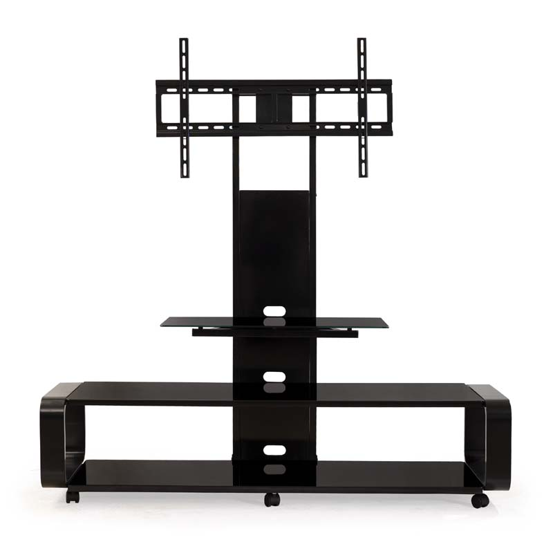 Transdeco 3 In 1 Tv Stand With Mounting System For 35 To