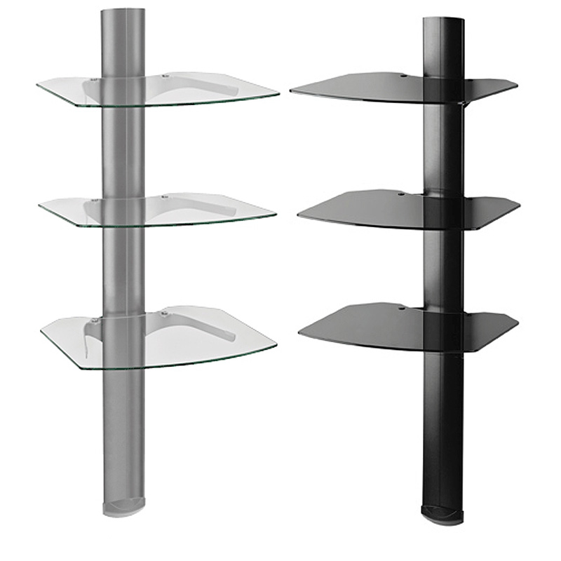 Inexpensive Metal Pedestal TV Stand That Looks Like This