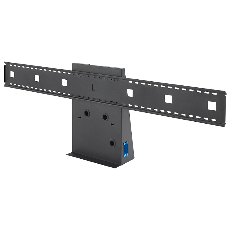 Avteq plana series table top mount for two 36 52 inch for 52 table view