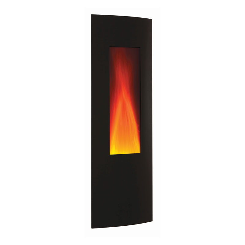 Amantii 16 x 41 in. Vertical Wall Mount Fireplace with ...