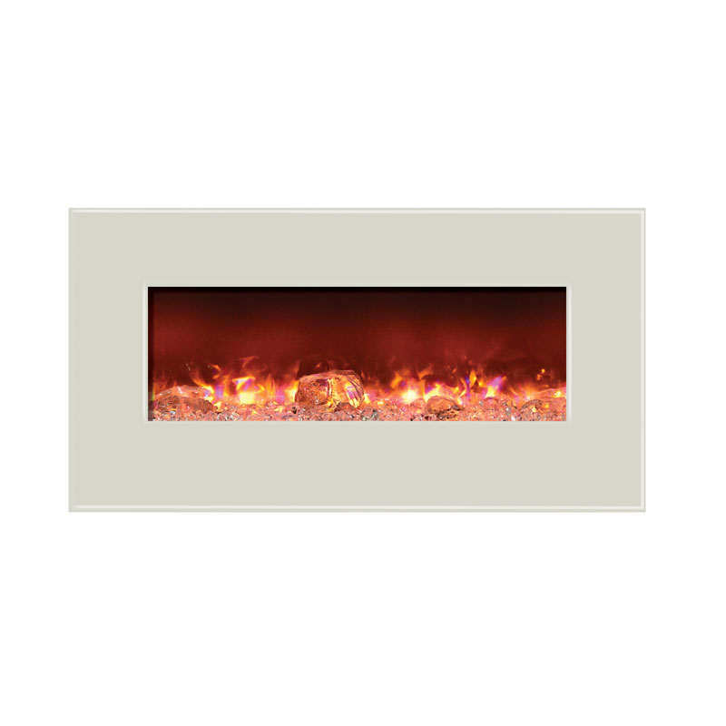 Amantii Fire & Ice Wall Mount or Built-in Electric ...