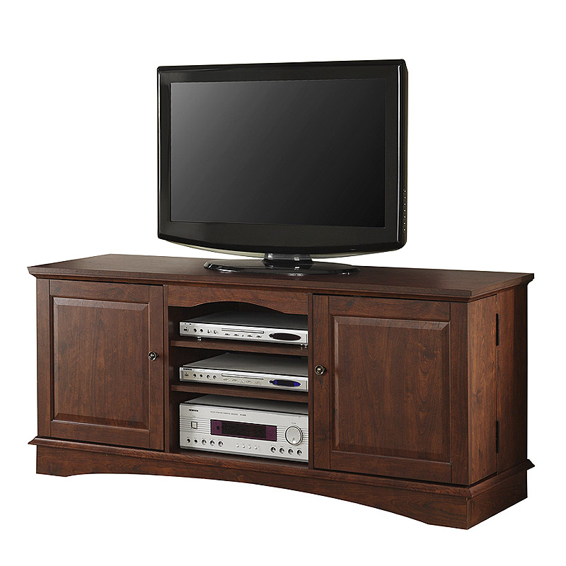 Walker Edison 65 Inch Tv Console With Media Storage