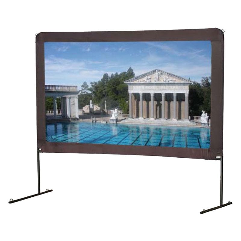 elite screens yard master portable outdoor projector screens various
