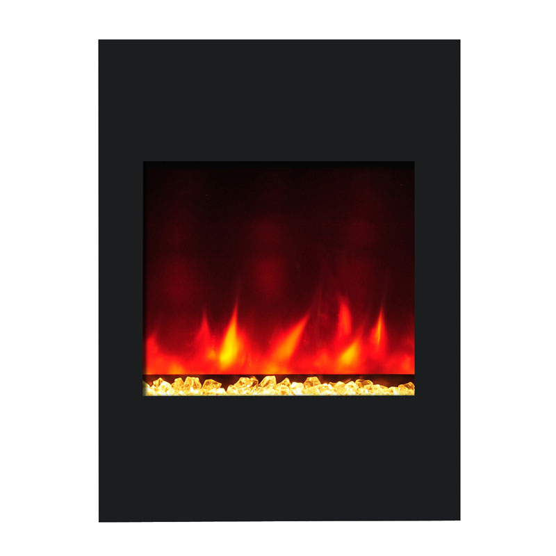 Amantii Zero Clearance Electric Fireplace W 29x39 In