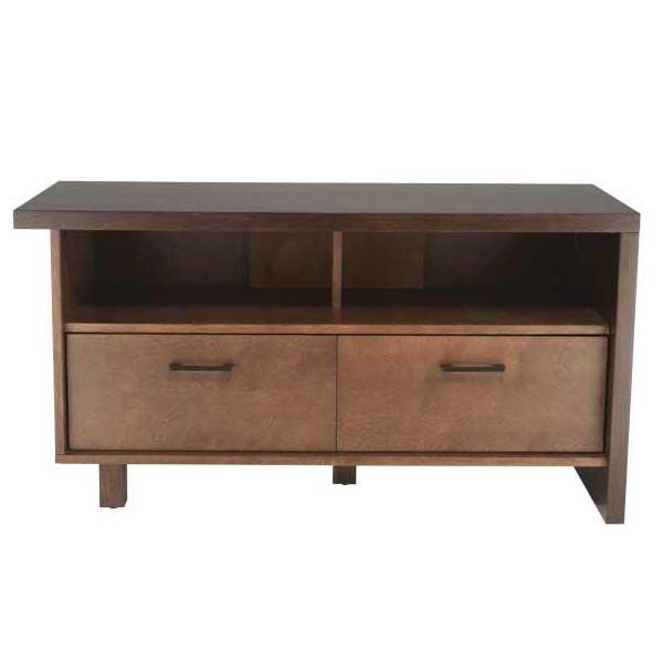 Sanus Basic Foundations Solid Wood 50 Inch Tv Stand