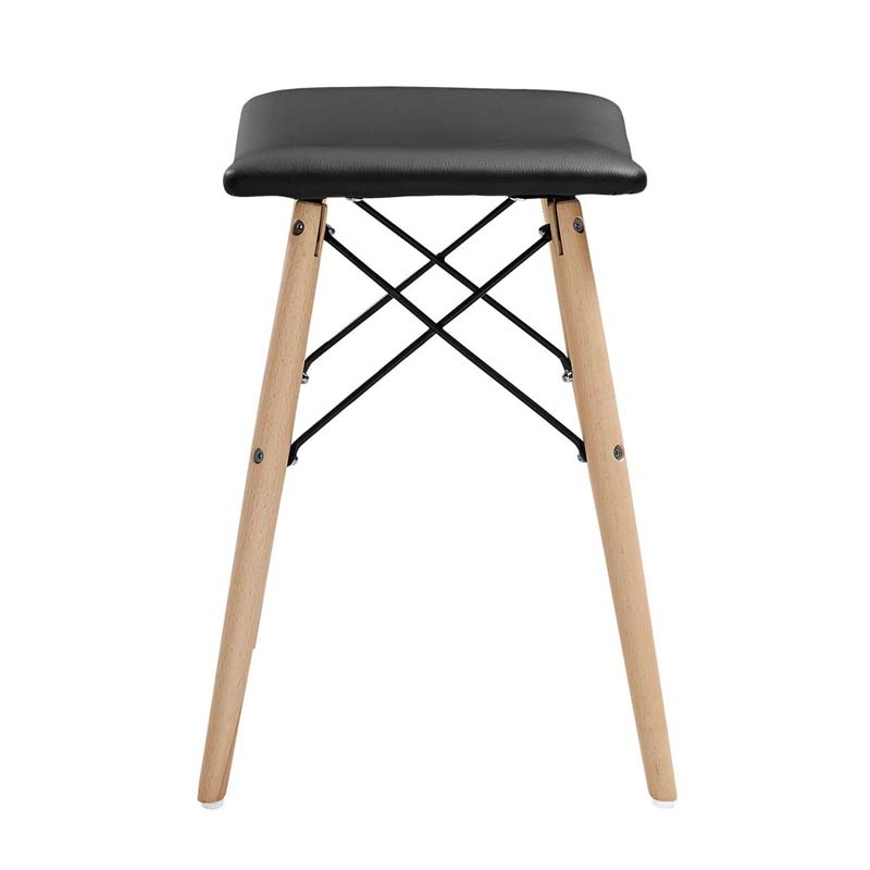 Cheap 18 Inch Stools ~ Walker edison retro modern faux leather inch stool