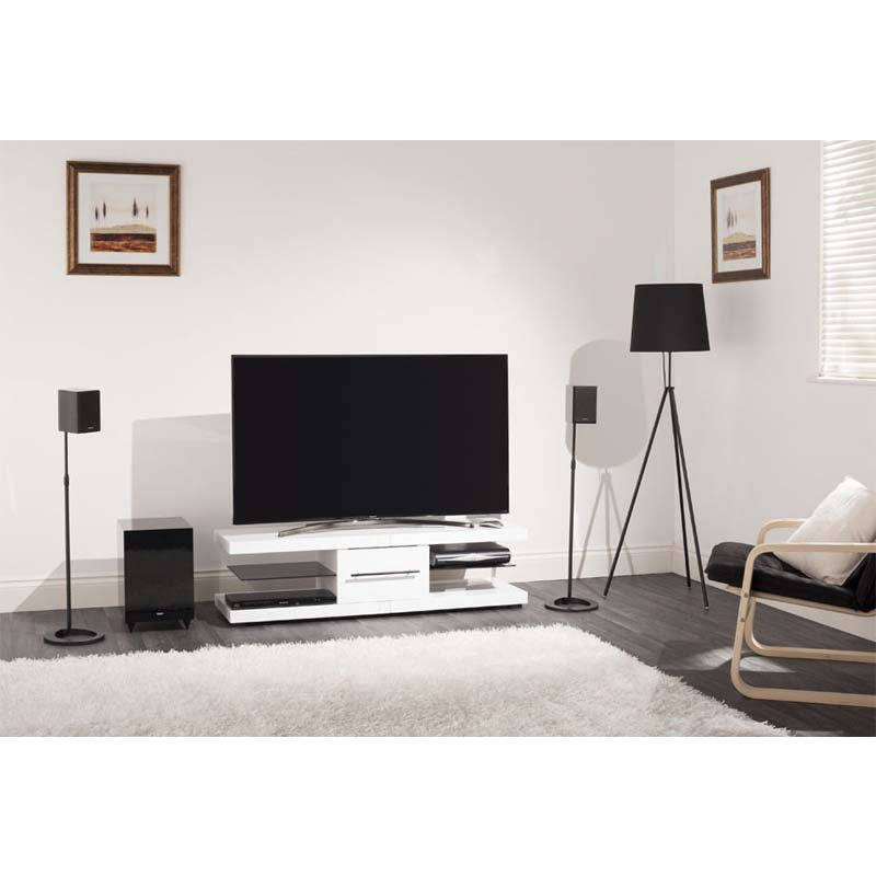 Tv Stand Ultra Thin Mobile Tv Stand. Tv Stand Unit Board Lowboard ...