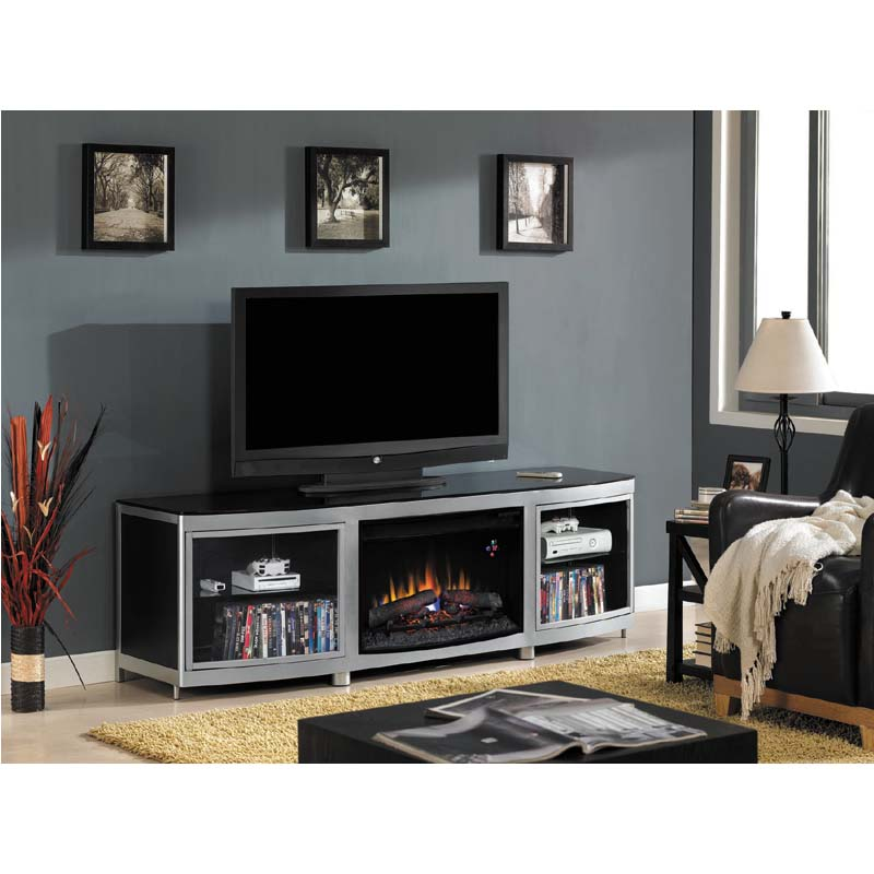 Classic Flame Gotham Inch Tv Stand With Electric Fireplace
