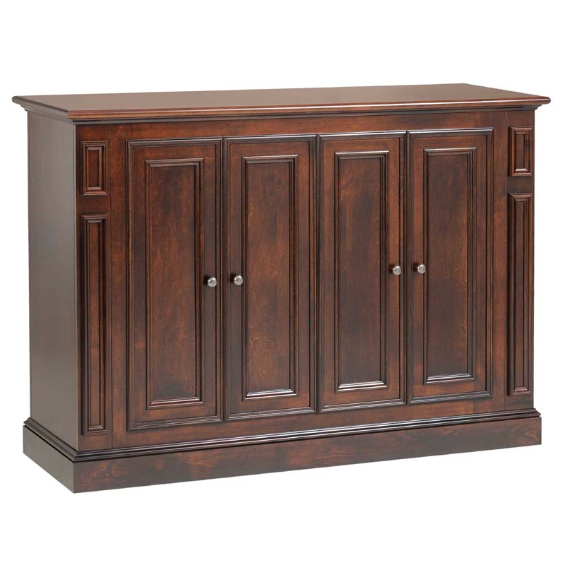 tv lift cabinet harbor series lift for 60 inch screens. Black Bedroom Furniture Sets. Home Design Ideas