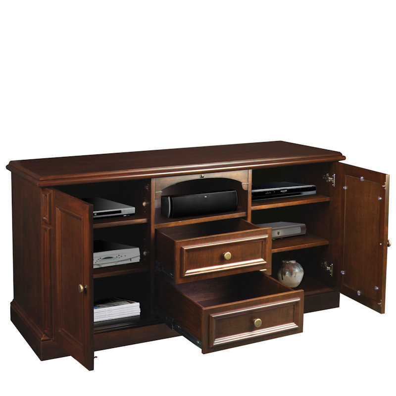 American Quality Furniture Hudson Real Wood 60 In Tv Stand
