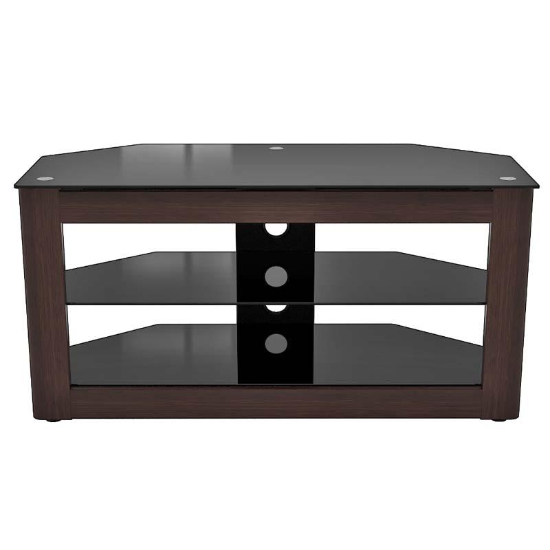 Espresso Stand Designs : Z line designs mendota inch corner tv stand espresso