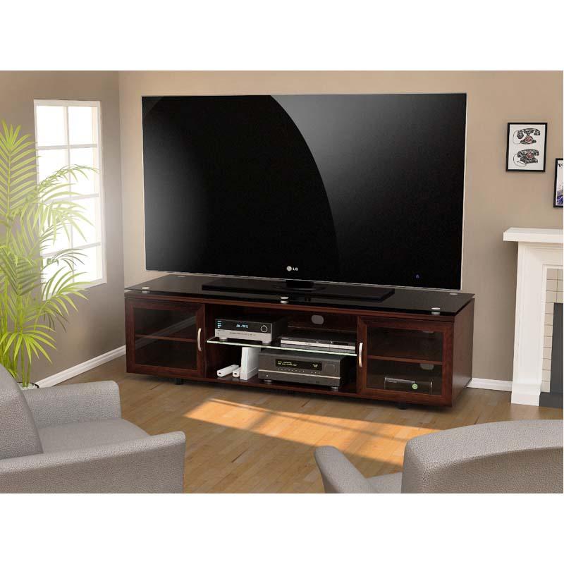 ZLine Designs Merako 80 inch TV Stand Espresso ZL722870S