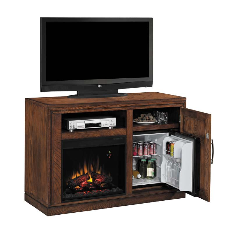 Fireplace Design entertainment center with fireplace insert : Classic Flame PartyTime TV Console with Electric Fireplace Insert ...