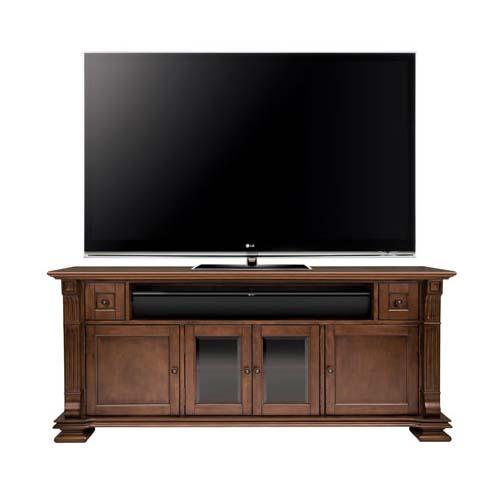 Bello Elegant Solid Wood Tv Cabinet For 75 Inch Tvs Mocha Pr36